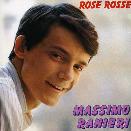 Massimo Ranieri - Rosse Rosse (CD) - image 1 of 1