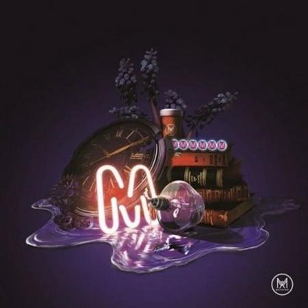 Movning - [M] 1st Extended Play EP Album Korean Band Music K-POP (Extended Band)