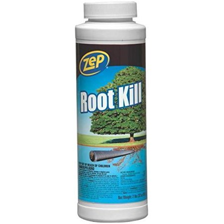 New Zep Zroot24 Root Kill 2 Lb Sewer & Septic Plumbing Line Root Killer 9812074, SEWER & SEPTIC ROOT KILLER ZEP MODEL ZR00T24 FACTORY SEALED By (Best Drain Cleaner For Roots)