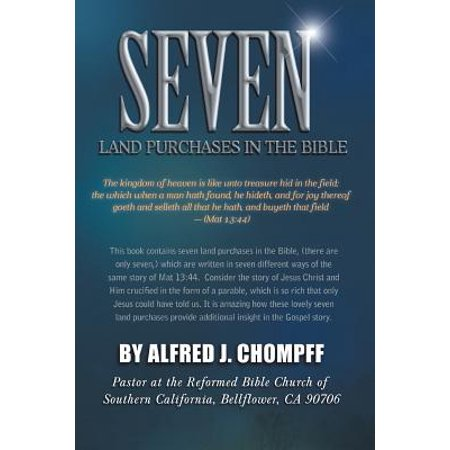 Seven Land Purchases in the Bible - Bible Purchase Suggestions