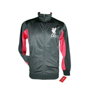 Liverpool Official License Soccer Track Jacket Football Merchandise Adult Size 001 Small