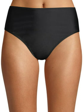 Cyn & Luca Juniors' Hannah High Leg Swimsuit Bottom