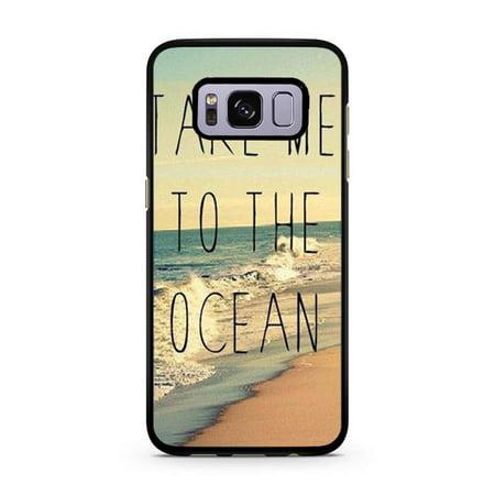 Take Me Galaxy S8 Plus Case