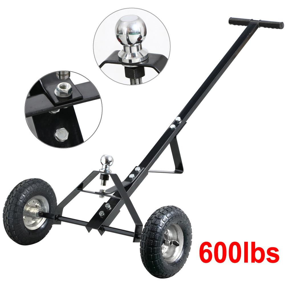 Topeakmart 600lb Heavy Duty Trailer Jack Dolly by Topeakmart