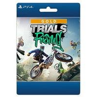 Trials Rising Gold Edition, Ubisoft, Playstation, [Digital Download]