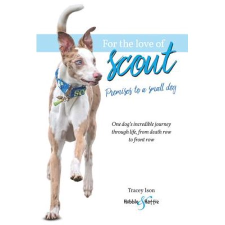 For the Love of Scout : Promises to a small dog (The Great Scout And Cathouse Thursday Cast)
