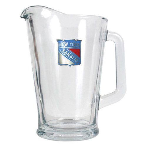 Great American NHL 60 oz. Glass Pitcher