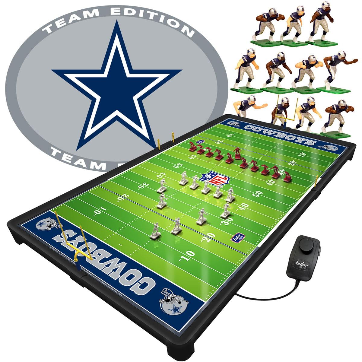 Dallas Cowboys NFL Pro Bowl Electric Football Game Set