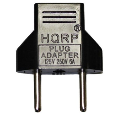 "HQRP AC Adapter Charger for 7"" Dropad Android Tablet PC, Power Supply Cord + Euro Plug Adapter - image 3 de 3"