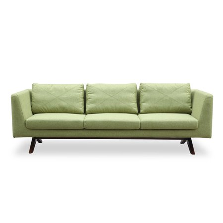 Kardiel catherine mid century modern sofa for Mid century modern toy box