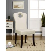 K and B Furniture Co Inc K&B PC3008-C Parson Chairs (Set of 2)