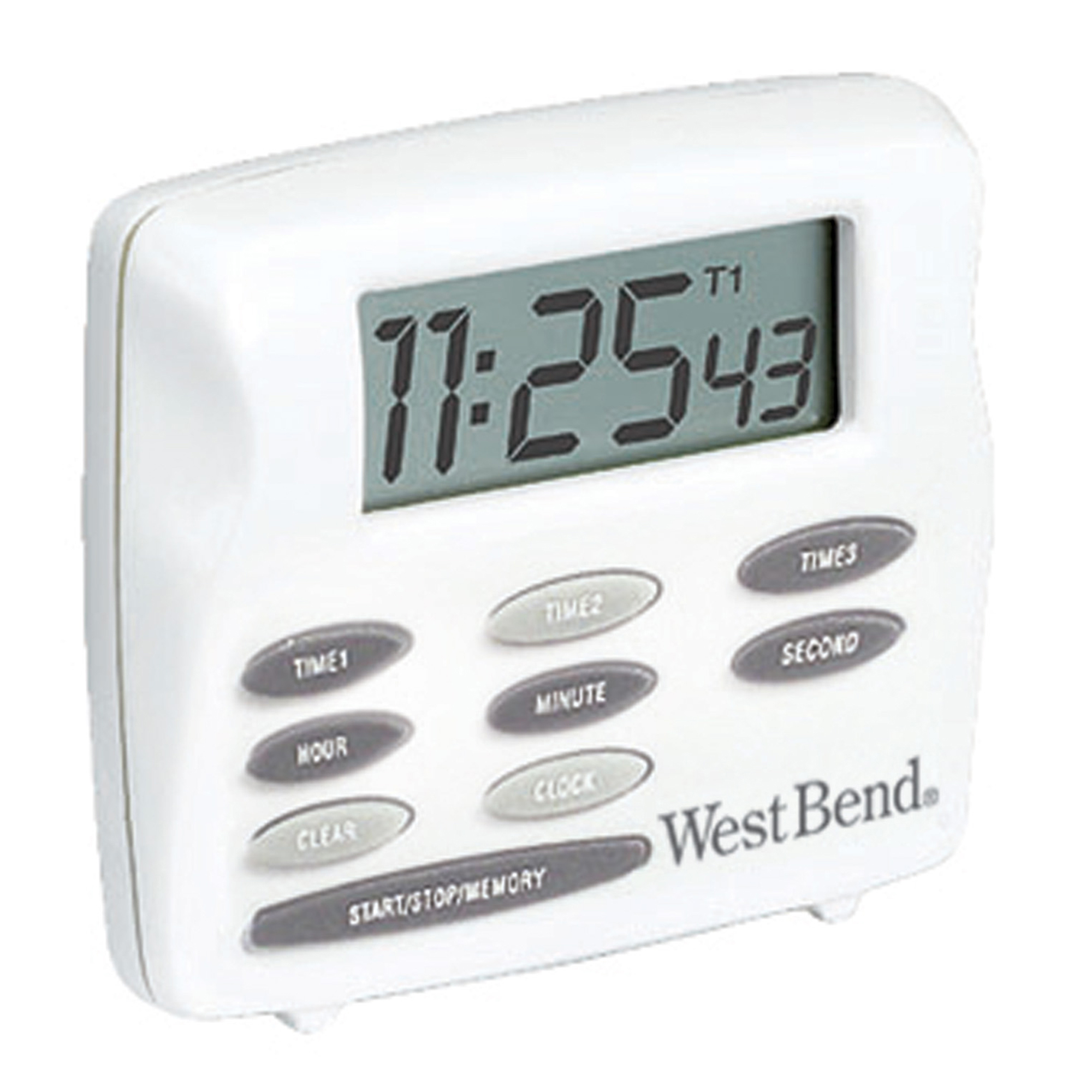 West Bend 40053 Triple Channel Timer