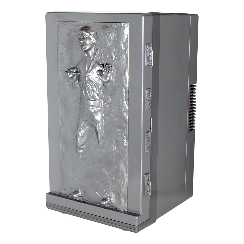 Star Wars Han Solo 12L 3D Thermoelectric Cooler or Warmer
