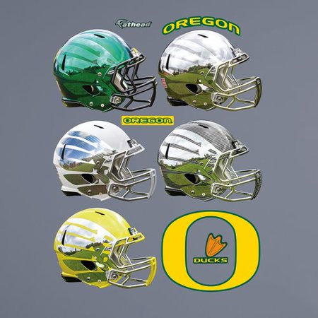 best sneakers 4a7a4 18e32 Oregon Ducks Helmet Collection