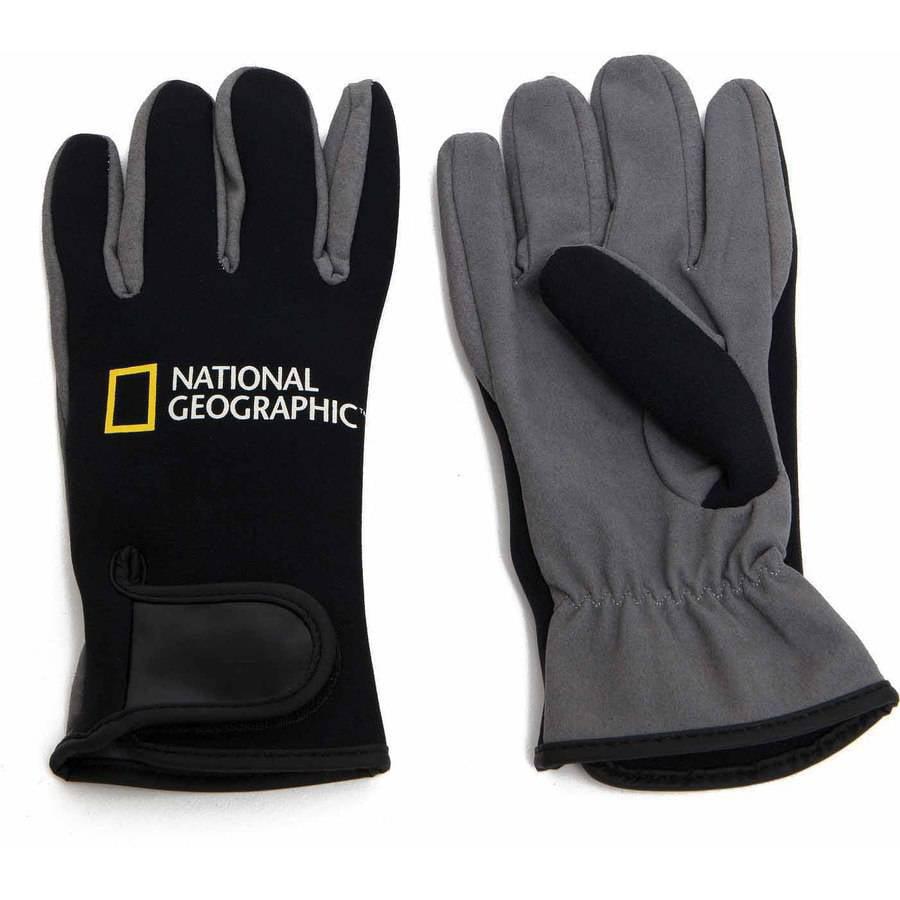 National Geographic Snorkeler Diving Neoprene Gloves by National Geographic Snorkeler