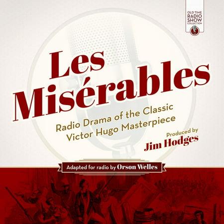 Les Misérables - Audiobook