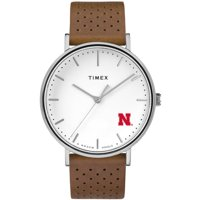 Nebraska Cornhuskers Timex Bright Whites Tribute Collection Watch - No Size