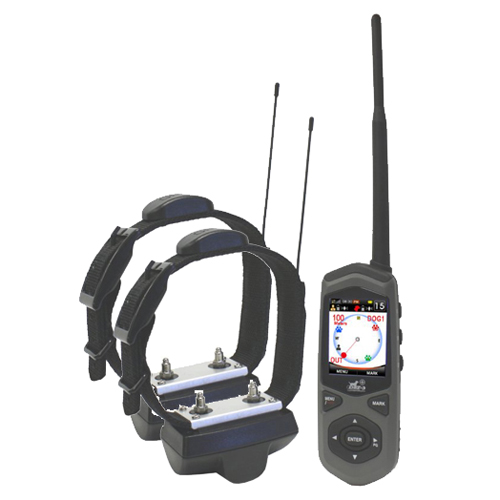 DT Systems Wireless Fence, Dog Tracker & Remote Trainer G...