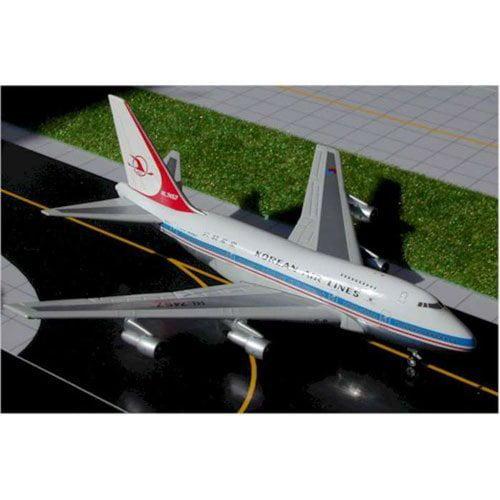 Gemini Jets Diecast Korean B747SP Model Airplane