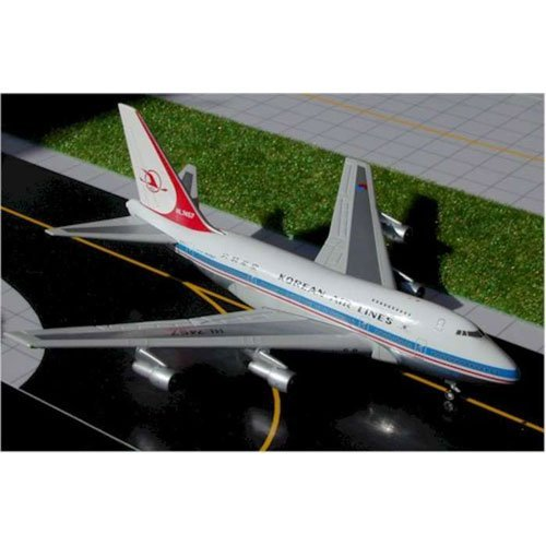 Gemini Jets Diecast Korean B747SP Model Airplane