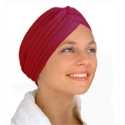 CoverYourHair 50101 Red Turban