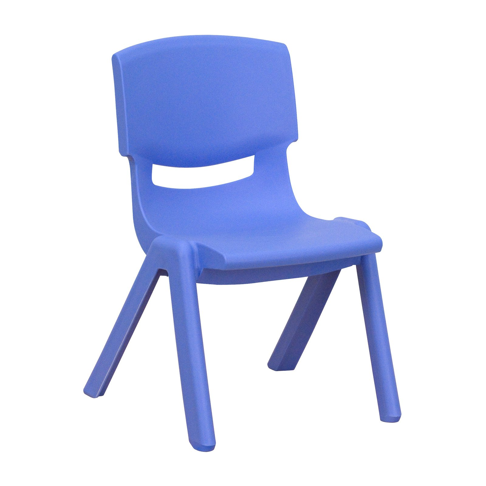 Flash Furniture 10 5 Plastic Stackable School Chair Multiple Colors