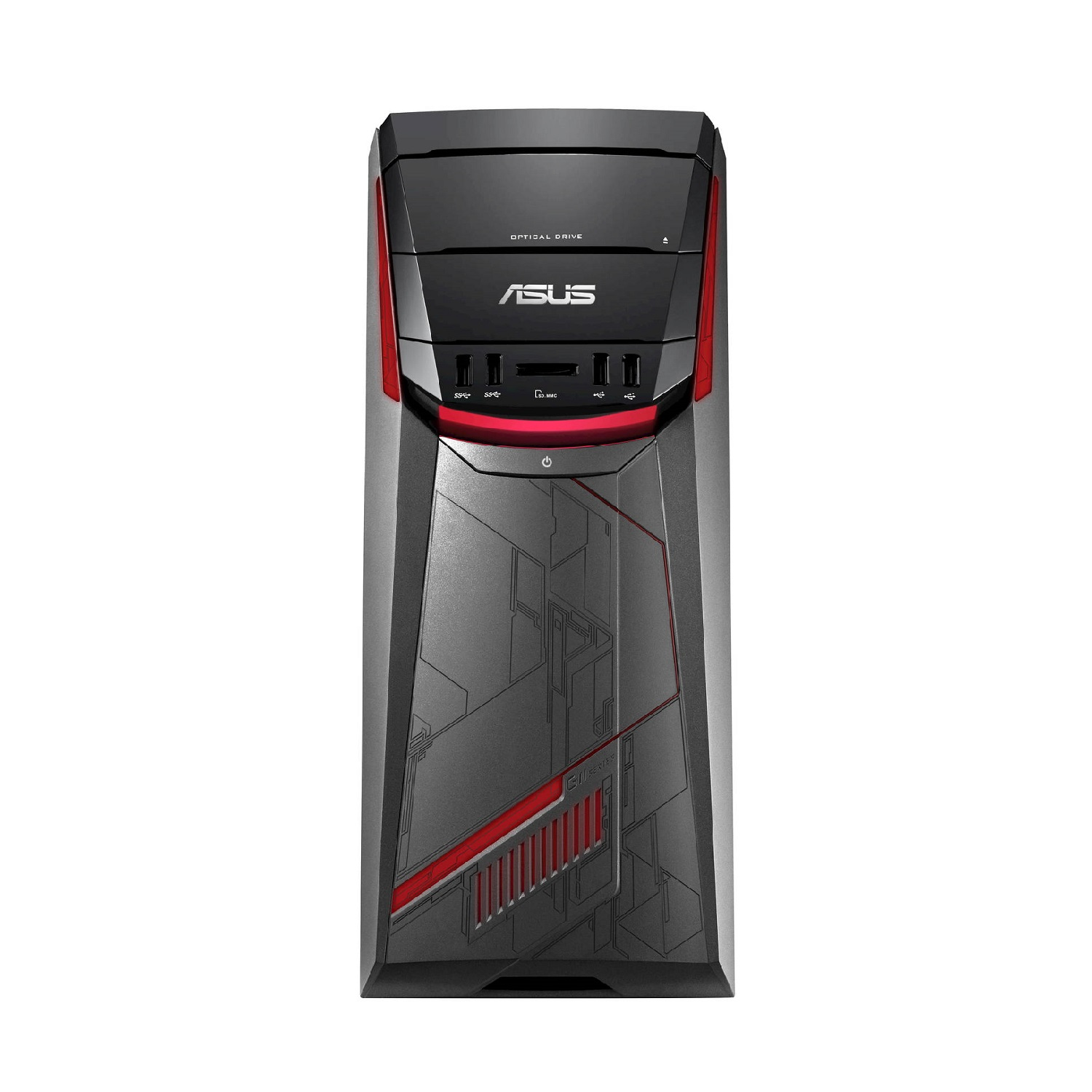 Asus G11CD-WB51 Desktop PC with Intel i5-6400, 8GB 1TB HDD by ASUS