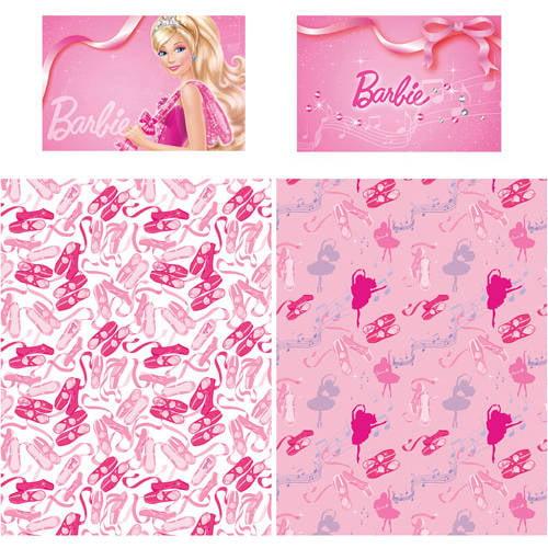 Franco Barbie Ballet Polyester Sheet Set