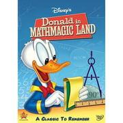 Donald In MathMagic Land (Full Frame) by DISNEY/BUENA VISTA HOME VIDEO