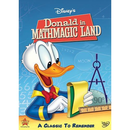 Donald In Mathmagic Land (Full Frame)