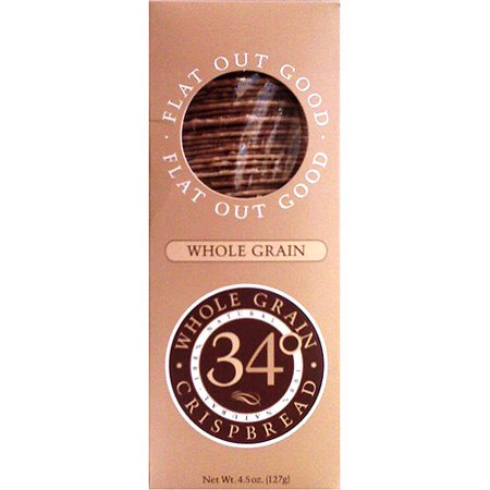 Image of 34 Degree Whole Grain Crackers - 4.5oz