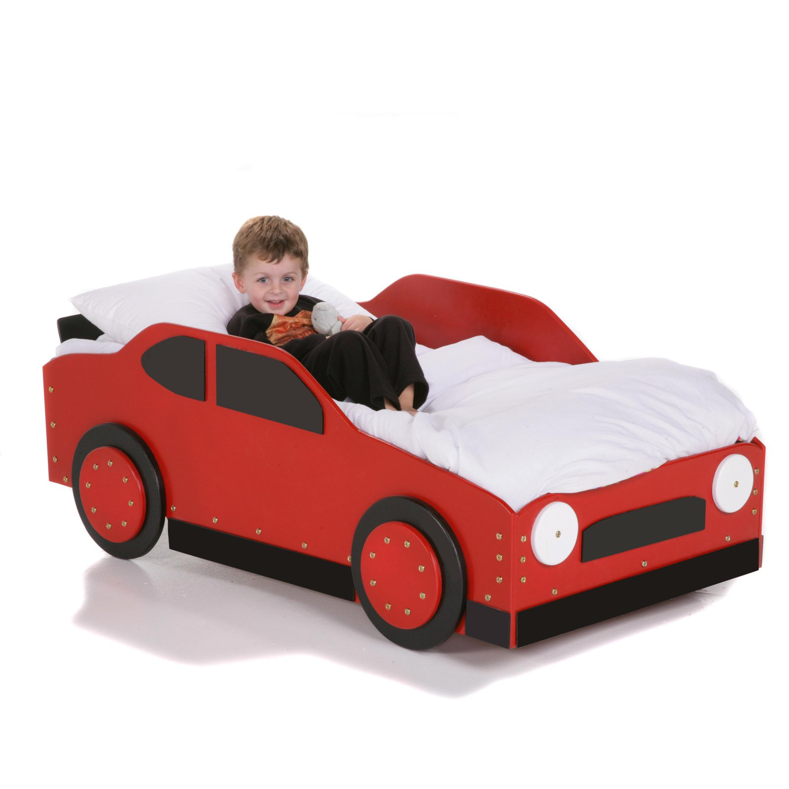 Stock Car Racer Toddler Bed
