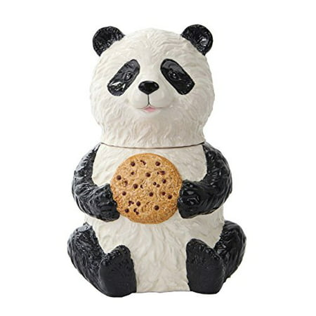 Cute Jars (Pacific Trading Chinese Panda Cookie Jar Ceramic Cute Kitchen)