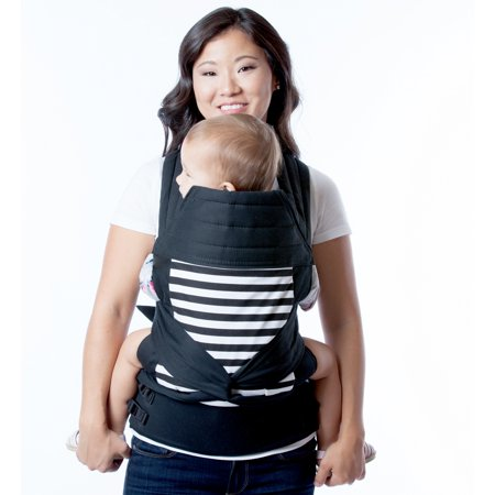 MOBY Buckle Tie Baby Carrier - Stripes