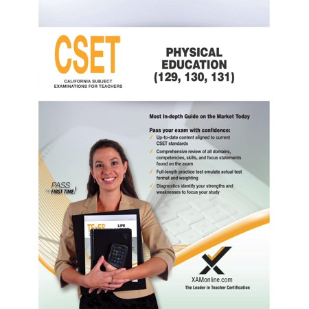 Complete Physical Education Plans (Cset Physical Education (129, 130, 131))