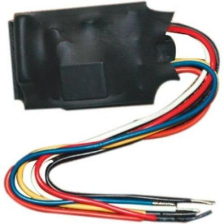 Kidde - Interconnect Accessories Smoke Relay Module: 408-Sm120X - smoke relay module - Kidde Relay Module