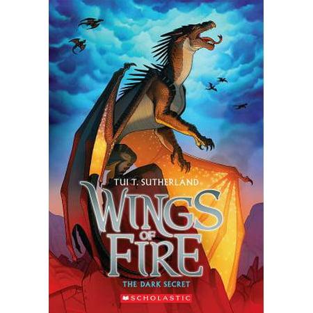 The Dark Secret (Paperback) - Periwinkle Secret Of The Wings