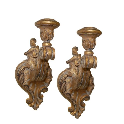 Hickory Manor House Wall Sconce (Set of 2)