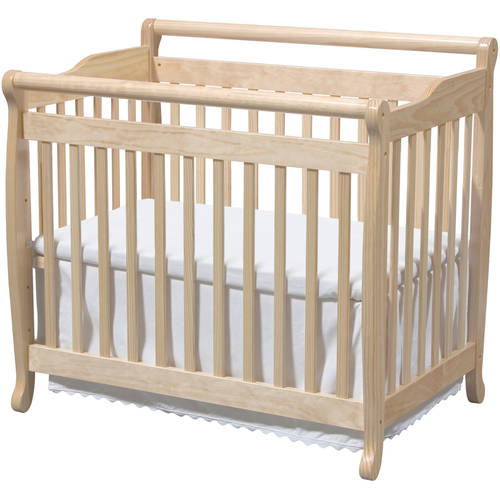 Davinci Emily Fixed-side Mini Crib, Natural