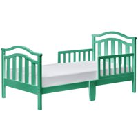 Dream On Me Elora Toddler Bed, Multiple Finishes, With Bed Rails