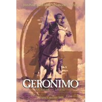 """Geronimo: An American Legend - movie POSTER (Style D) (11"""" x 17"""") (1993)"""