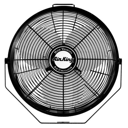 "Image of Air King 18"" 1/6 HP 3-Speed Totally Enclosed Pivoting Head Multi-Mount Fan"
