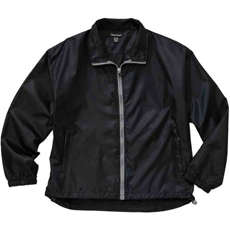 River's End Mens Lightweight Full Zip Jacket  Athletic Outerwear Jacket -