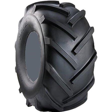 Carlisle Tru Power Lawn Garden Tire - 23X1050-12 LRB/4 ply (Wheel Not Included)