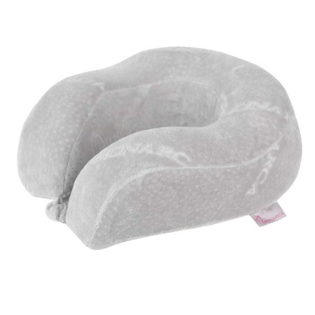 Memory Foam Travel Pillow For Neck Pain Relief U Shaped Soft Portable Neck Support Pillow