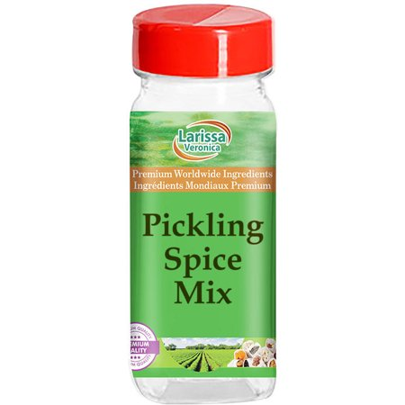 Mixed Pickling Spices - Pickling Spice Mix (8 oz, ZIN: 528510)