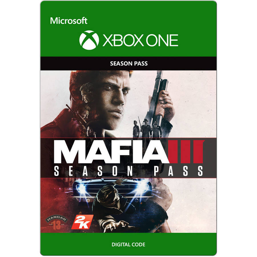 Xbox One Mafia III Season Pass
