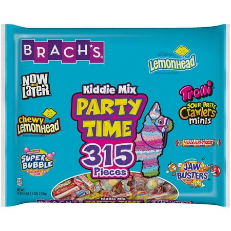 Stupendous Halloween Brachs Kiddie Party Candy Mix 75 Oz Unemploymentrelief Wooden Chair Designs For Living Room Unemploymentrelieforg
