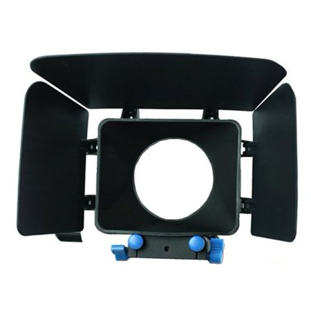 Opteka MB360 Digital Matte Box For Video and DSLR Camera Rigs and