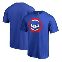 Chicago Cubs Fanatics Branded Cooperstown Collection Huntington T-Shirt - Royal